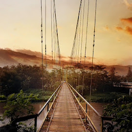 pundong by Aruna Queensya photowork - Buildings & Architecture Bridges & Suspended Structures ( architecture, bridges, suspended )