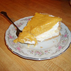 Two-Layer Pumpkin Pie