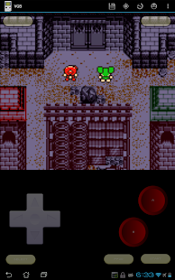 Screenshots  VGB - GameBoy (GBC) Emulator
