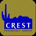 Crest Ins icon