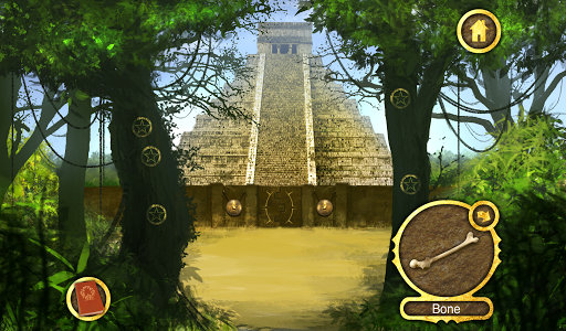 The Lost Temples - screenshot