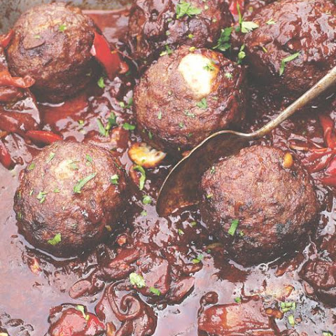 Mountain Meatballs