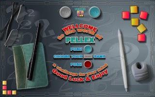 Screenshot of Pellex2 Tablet
