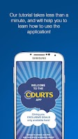 Screenshot of COURTS Singapore Official App
