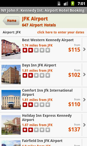 Hotels Near New York Airport