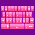 Pink & Purple Keyboard Skin icon