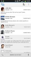 Screenshot of HulloMail Free Smart Voicemail
