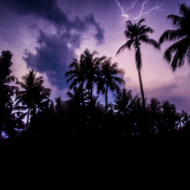 The Fear by Nikhil Zachariah - Landscapes Weather ( #lighting #cam #sky #hot # nikon )