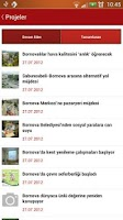 Screenshot of Bornova Belediyesi