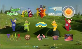 Screenshot of PicSounds Teletubbies