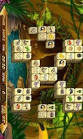 Screenshot of Wild Africa Mahjong Free