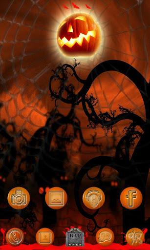 Halloween Style GO Launcher EX