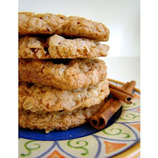Yummy Oatmeal Butterscotch Cookies