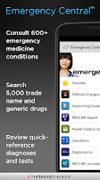 Screenshot of Emergency Central