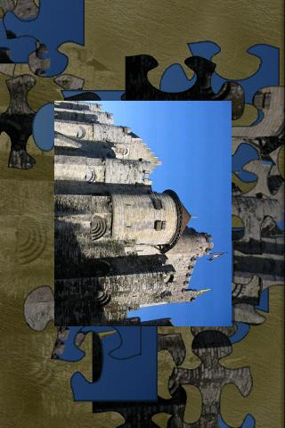 castles-puzzle for android screenshot