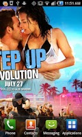 Screenshot of Step Up Revolution LWP