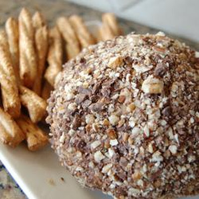 Chocolate Chip Cheese Ball