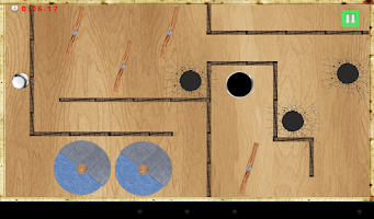 Screenshot of TiltMe - ball maze labyrinth