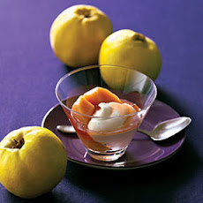 Spiced Quinces