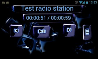 Screenshot of zRadio:Internet Radio Recorder