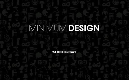 Minimum Design