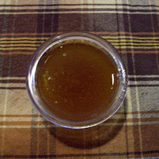 Tea Sauce (For White Fish)