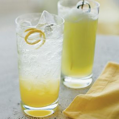 Fresh Citrus Spritzers