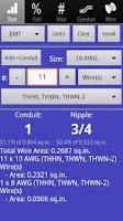 Screenshot of EWP 2011 Electrical Wiring Pro
