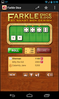 Screenshot of Farkle Dice DLX (Ad-Free)
