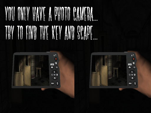 Horror House for cardboard - screenshot