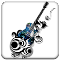 Cool guitar Full Theme icon