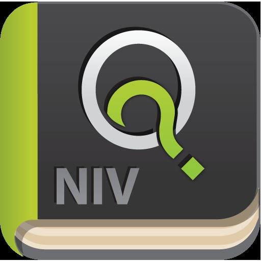 NIV Quest Study Bible LOGO-APP點子