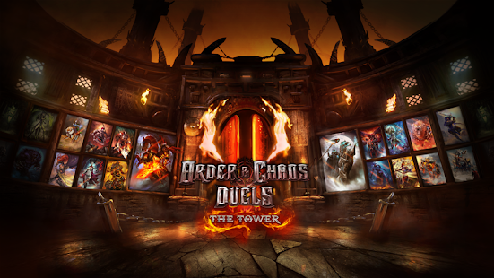 Game Order & Chaos Duels APK for Kindle