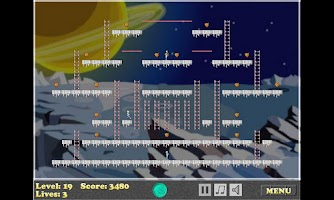 Screenshot of Space Runner