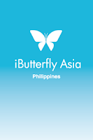 Screenshot of iButterfly Asia - Philippines