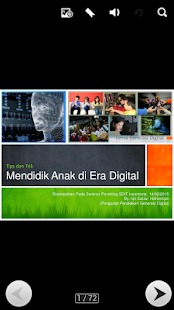 Mendidik Anak di Era Digital - screenshot