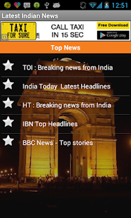 Latest Indian News - screenshot