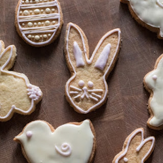 Dairy Free Cookies Cut Outs Recipes