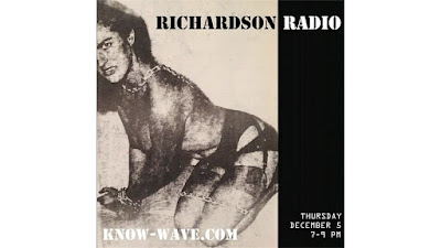 Richardson Radio / Know-Wave - December 5, 2013