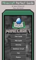Screenshot of Crafting Guide