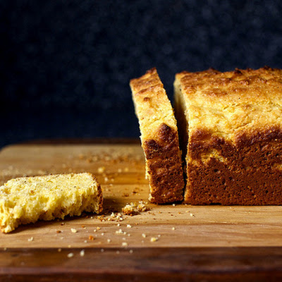 Sour Cream Cornbread with Aleppo