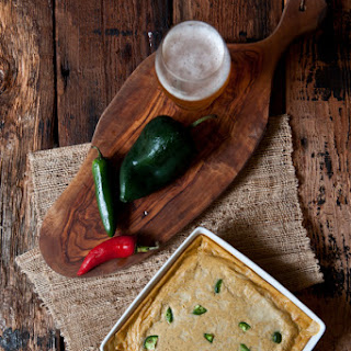 Triple Chile Beer Cheese Dip
