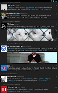 Plume for Twitter Screenshot