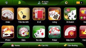 Screenshot of BigKool - Đánh bài, Chắn Phỏm