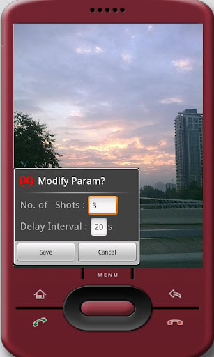 CAM:selfie autoShot noControl
