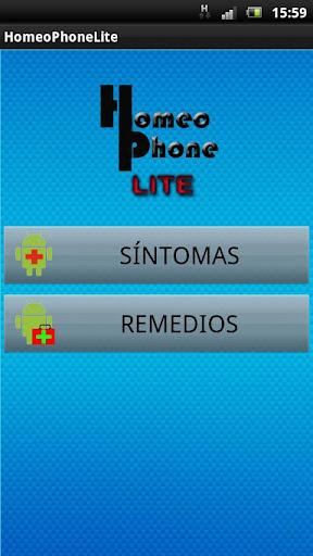 HomeoPhone Lite