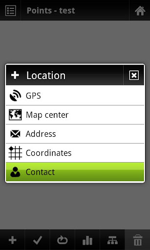 Locus - add-on Contacts