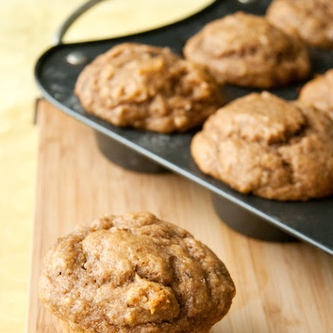 Low Fat Peanut Butter Banana Muffins Recipes — Dishmaps
