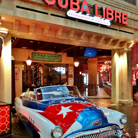 Free Cuba by Gary Ambessi - Transportation Automobiles