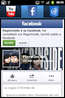 Screenshot of PlayerInside Official